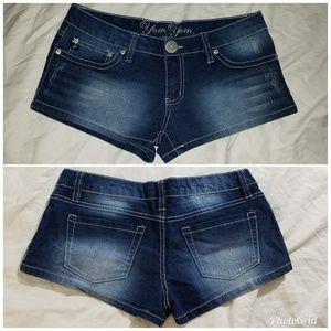 Yom Yom Shorts - Junior's jean shorts